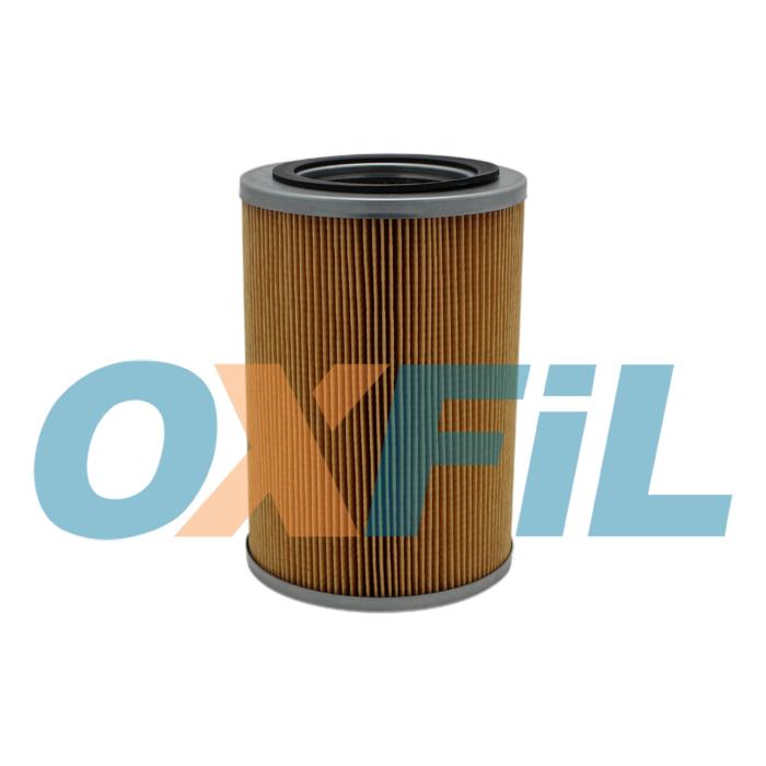 MANN-FILTER Luftfilter C 15 124//1 für