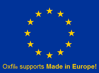 Oxfil supports made in Europe
